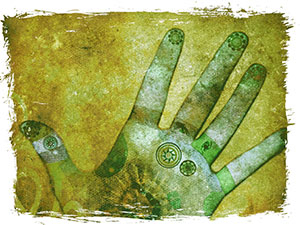 hand-chakras